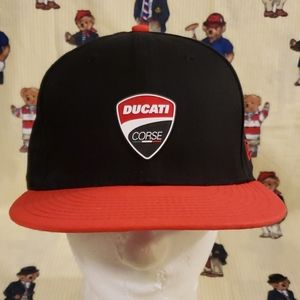 Ducati hat by new era